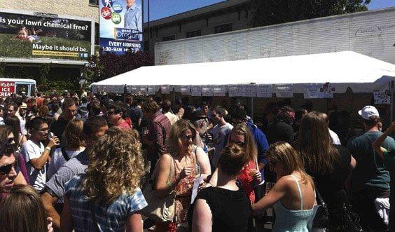 Портлендській міжнародний фестиваль пива