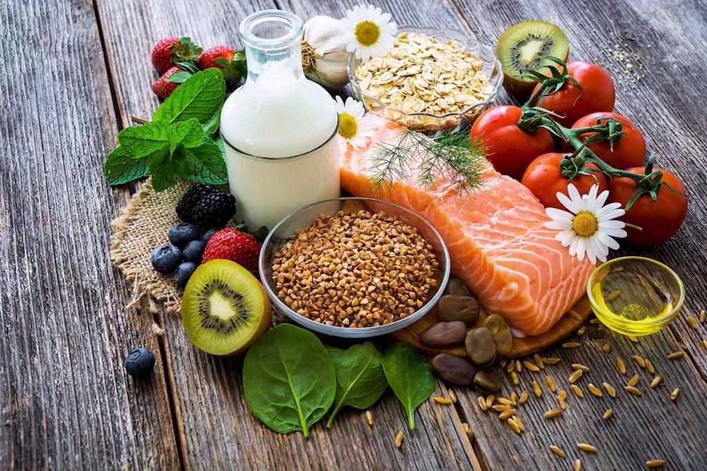 Правильное питание: едим вкусно и полезно