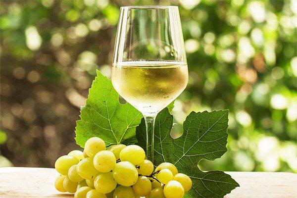 Застосування білого вина в кулінарії