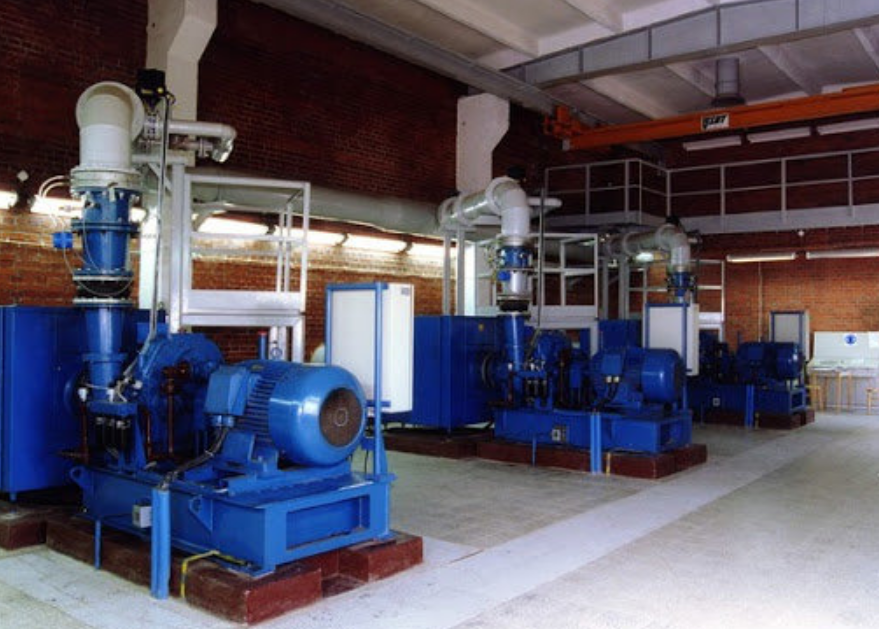 Воздуходувки: применение в промышленности и сельском хозяйстве