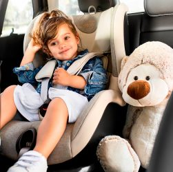 Автокресло для ребенка: как выбрать