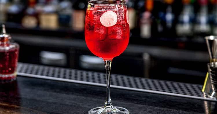 Рецепти Приготування коктейлів з шампанського