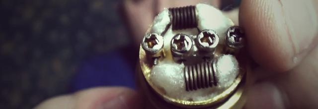 Ремонт випарника електронної сигарети своїми руками