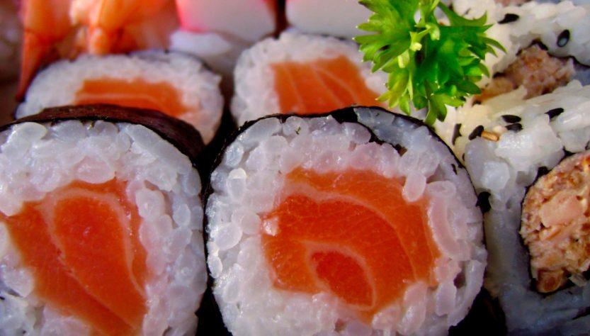 Как готовят рис для суши в Японии