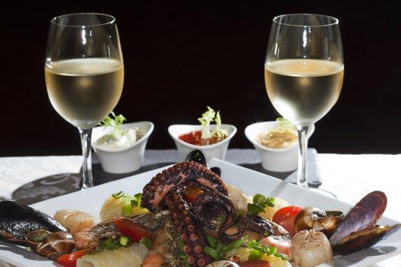 Риба и вино: чиста гармонія