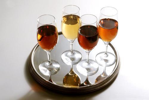 з чим пити вино херес