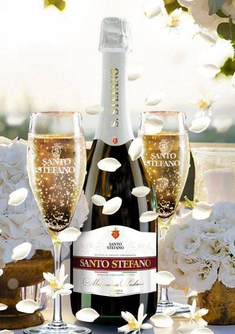 Santo Stefano Matrimonio Siciliano 8% (сіцілійська Весілля)