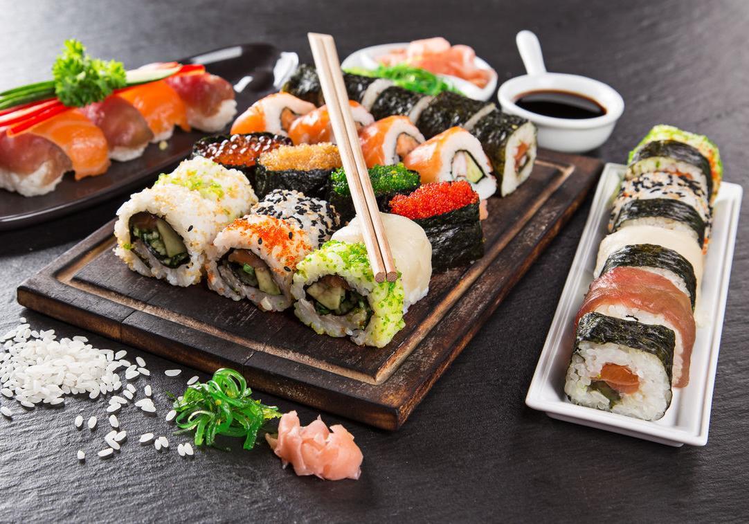 Суши и роллы от ресторана Мафия