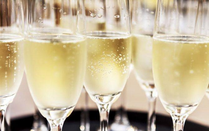 Шампанське брют і його особливості