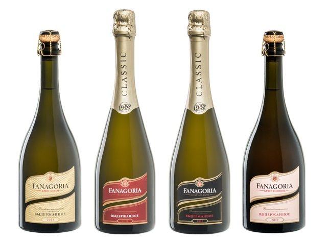 шампанське Фанагорія