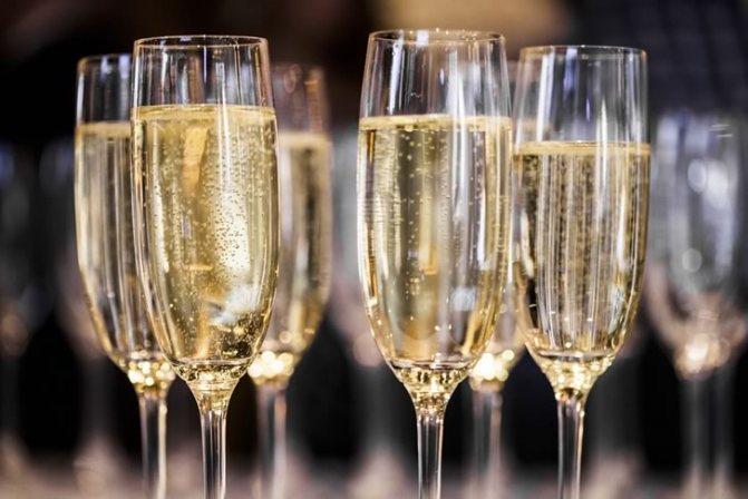 шампанське Просекко