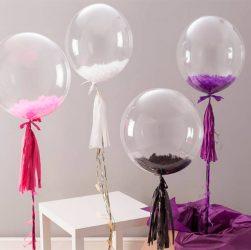 Заказ шаров Баблс для дня рождения