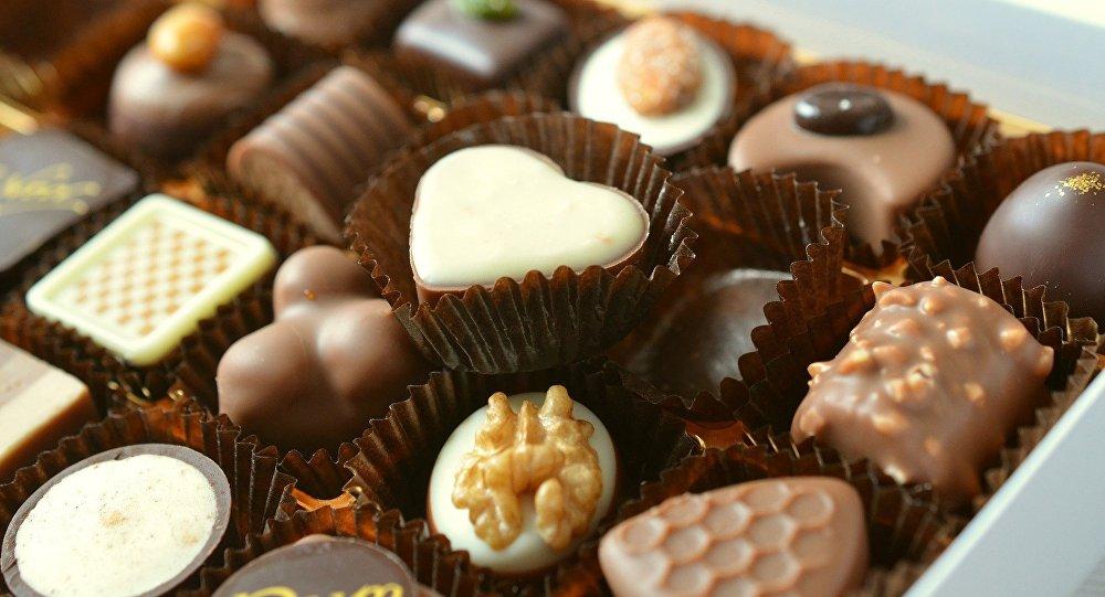 Основные виды шоколадных конфет