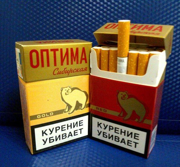 сигарети Оптима