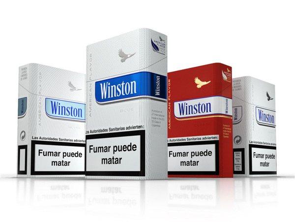 Сигарети Winston (Вінстон)