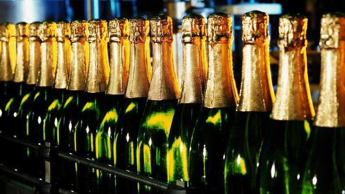 скільки пляшок в ящику шампанського