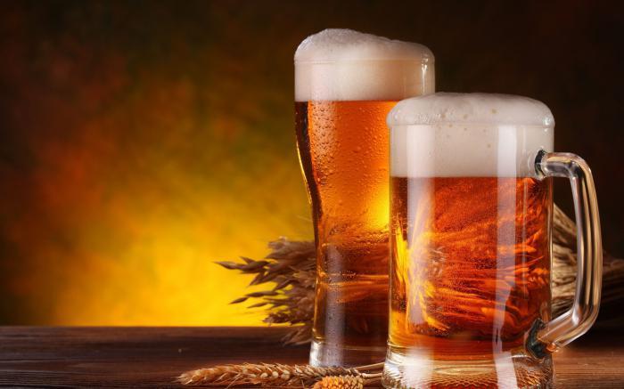 скільки градусів алкоголю в пиві