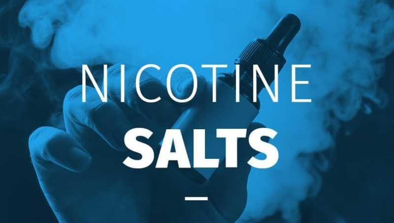 Сольовий нікотин - що це?