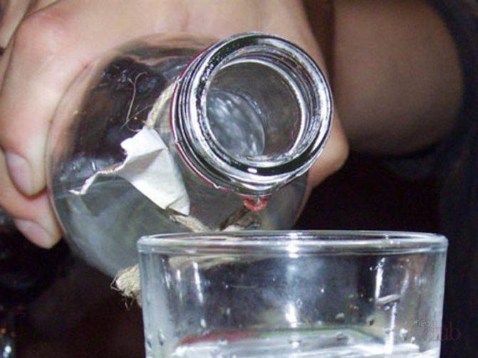 Спирт - джерело вуглеводів