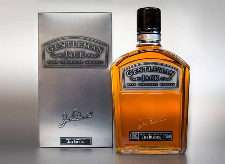 Серед усіх видів Джек Деніелс особливе місце займає Gentleman Jack.