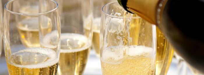 Термін прідатності шампанського в закрітій и відкрітій пляшці