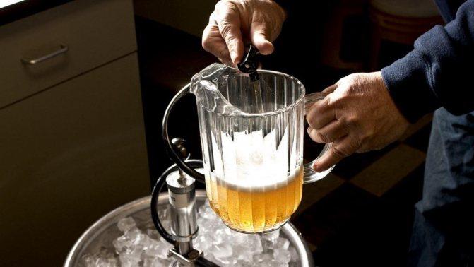 Терміни зберігання пива в кегах