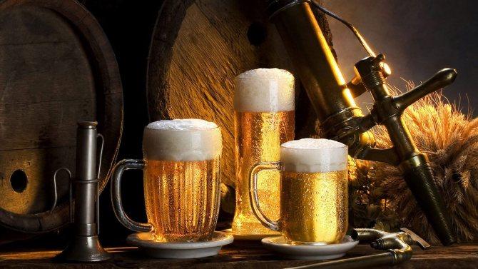 Терміни зберігання пива