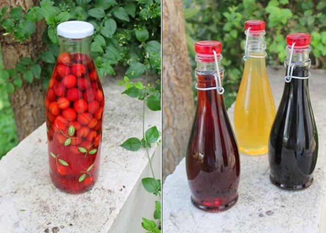 Старовинний способ Приготування вишневого лікеру