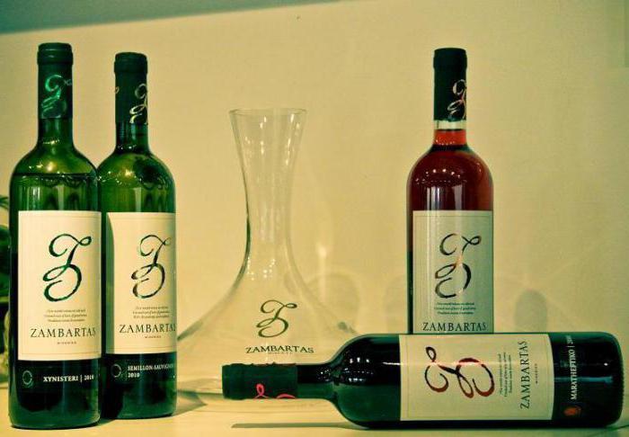 Сухі вина Кіпру