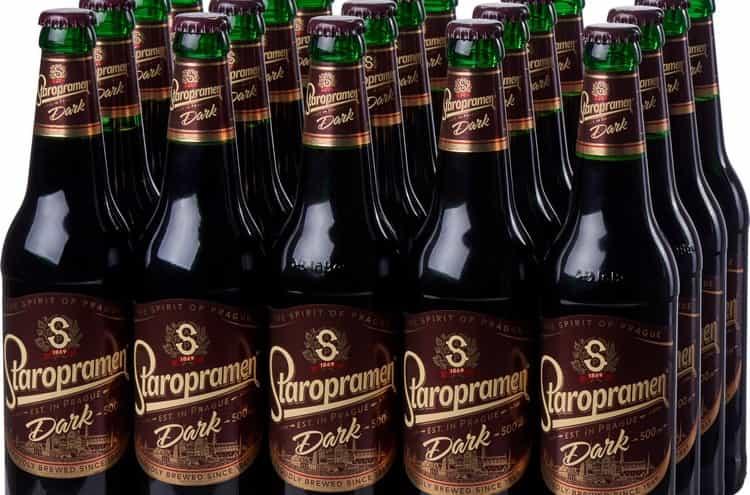 темне пиво Старопрамен теж належить до цього різновиду хмільних напоїв.