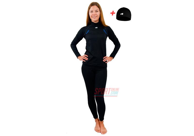 Стильна жіноча термобілизна (товар та фото магазину Спорт Онлайн)