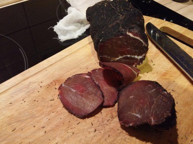 Терпіння - и Вийди таке Неймовірно смачне в'ялене м'ясо в марінаді з вина