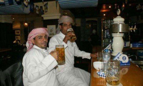 Вживання алкоголю в ОАЕ