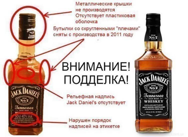 Дізнайтеся також, як відрізнити, оригінальний перед вами напій або підробка.