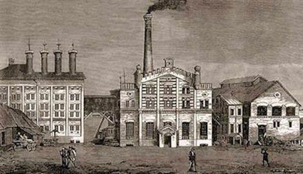 У 1715 році був побудований перший пивоварня, що стало важливим етапом в історії пива в Росії