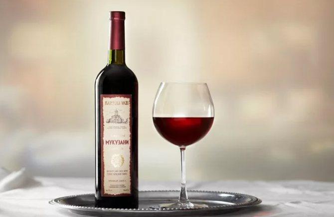 У день можна пити не більше одного келиха вина