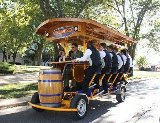Велосипедний тур в Денвері