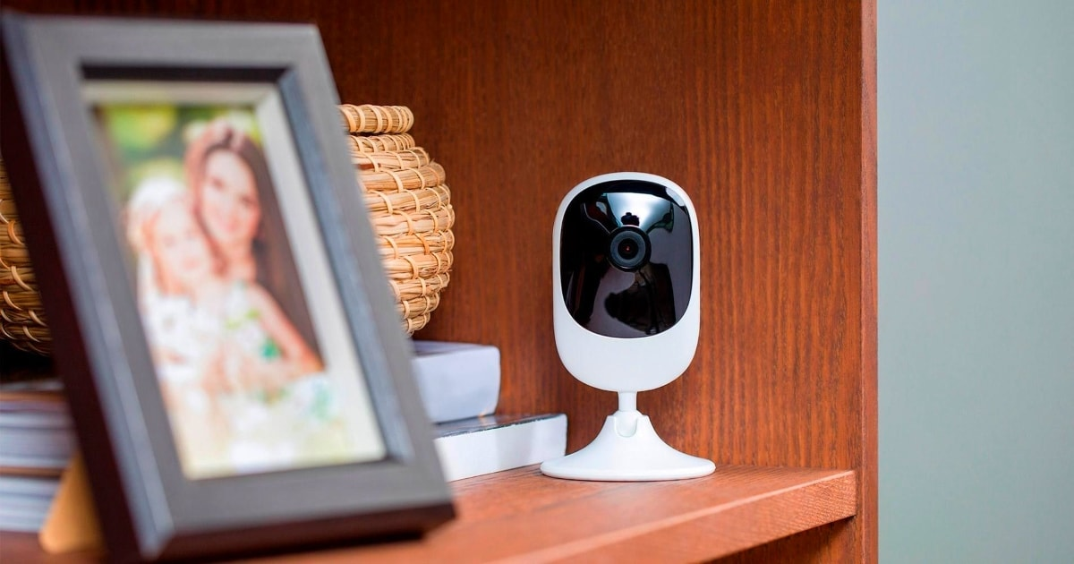 Система видеонаблюдения в доме