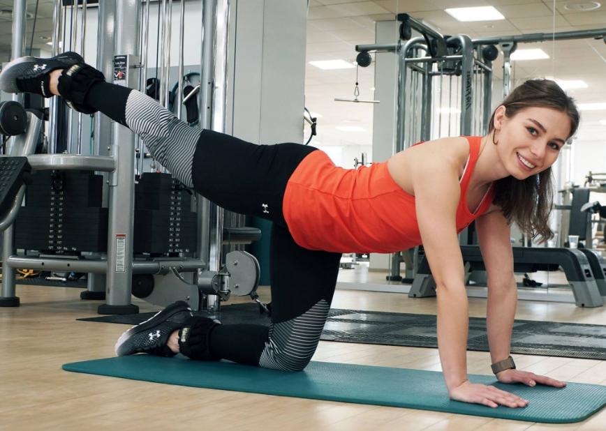 Відпочинок душею й тілом на тренуванні