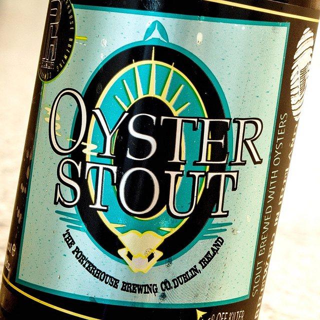 Види стаутів.  Porterhouse Oyster Stout.  Огляд пива.