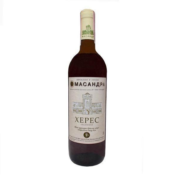 Вино херес: опис і виробництво запашного jerez