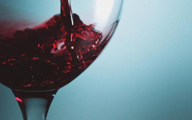 вино столове напівсухе червоне Ешера