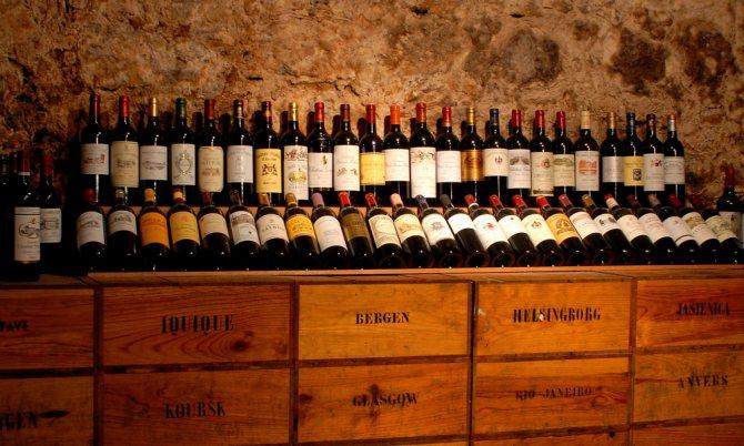 Виноробство в Бордо