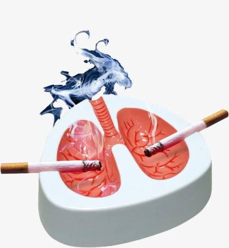Шкода куріння при запаленні легенів