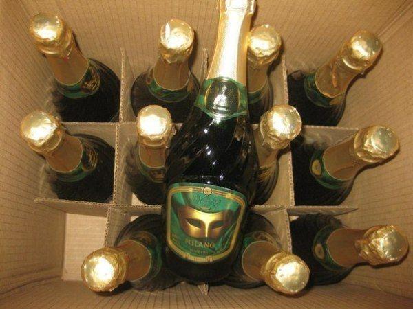 Всі характеристики шампанського