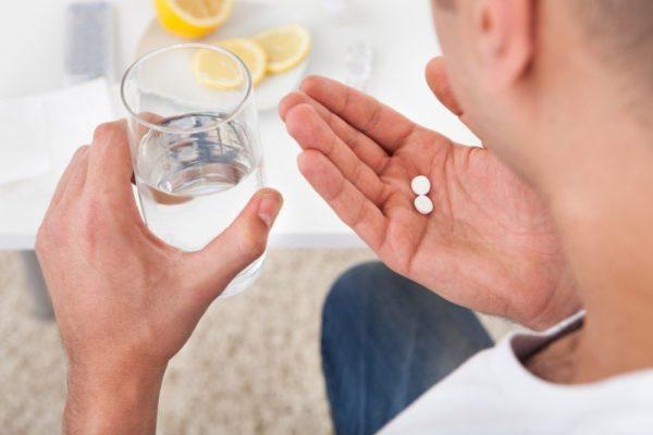 випити ліки