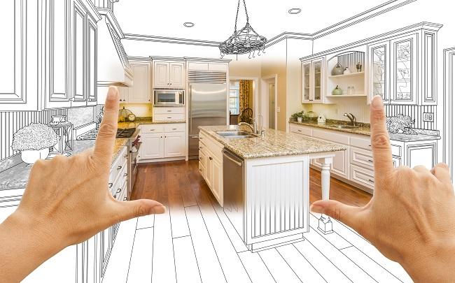 Замер кухни перед покупкой мебели