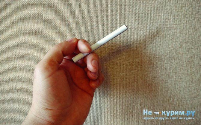 Заборона ширяння електронних сигарет у власній квартирі