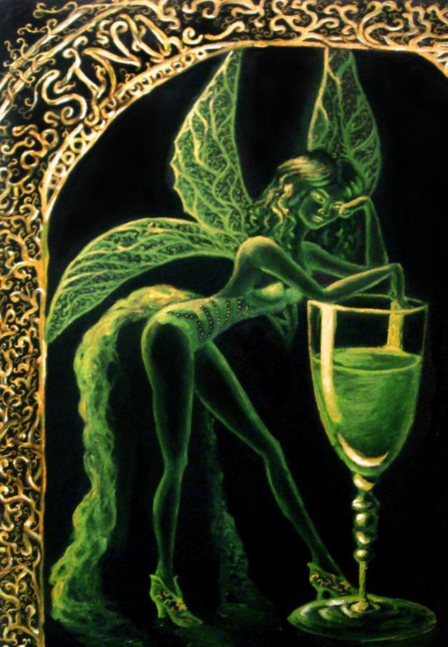 зелена фея