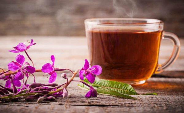 Зелений чай з Похмілля